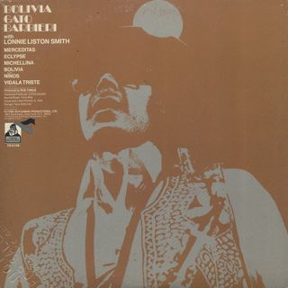 Gato Barbieri with Lonnie Liston Smith / Bolivia back