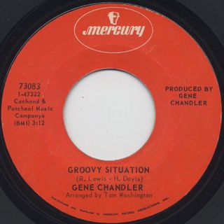 Gene Chandler / Groovy Situation