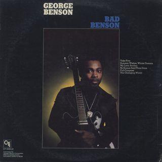 George Benson / Bad Benson back