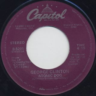 George Clinton / Atomic Dog