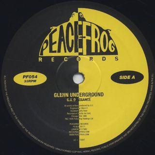 Glenn Underground / C.V.O. Trance