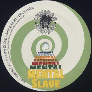 Grimez / Mental Slave label