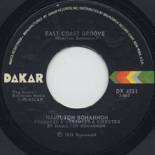 Hamilton Bohannon / Bohannon's Beat back