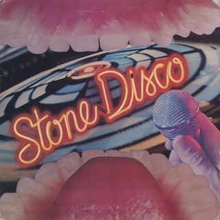 Hot Ice / Stone Disco front