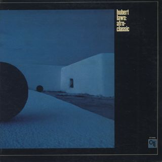 Hubert Laws / Afro Classic front