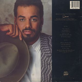 James Ingram / It's Your Night back