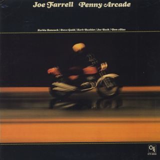 Joe Farrell / Penny Arcade