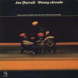 Joe Farrell / Penny Arcade back