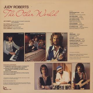 Judy Roberts / The Other World back