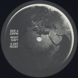 K-Def / Night Shift: Late Edition label