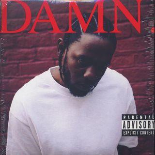 Kendrick Lamar / DAMN.(2LP)