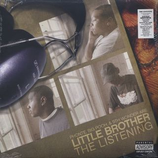 Little Brother / The Listening(2LP+7