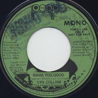 Lyn Collins / Mama Feelgood back