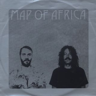 Map Of Africa / The Sound Of The Fens