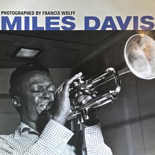 Miles Davis / Poster back