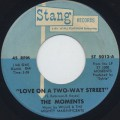 Moments / Love On A Two-Way Street (45)-1