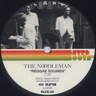 Noodleman / Reggae Sounds
