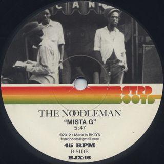 Noodleman / Reggae Sounds back