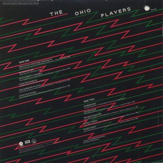 Ohio Players / S.T. back