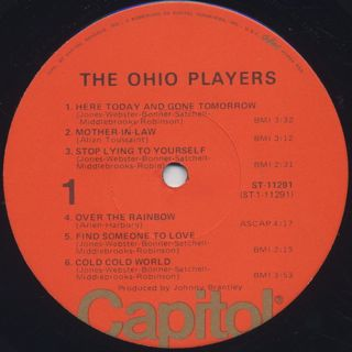 Ohio Players / S.T. label