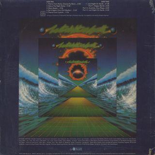 Rhythm Heritage / Last Night On Earth back