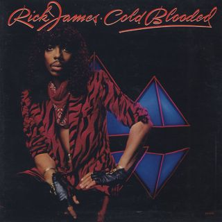 Rick James / Cold Blooded