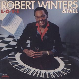 Robert Winters and Fall / L-O-V-E front