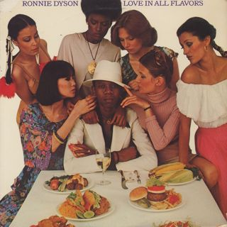 Ronnie Dyson / Love In All Flavors