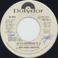Roy Ayers Ubiquity / He's A Superstar Pt.1 c/w Pt.2