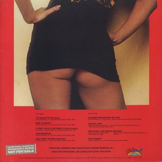 Salsoul Orchestra / Nice 'n' Naasty back