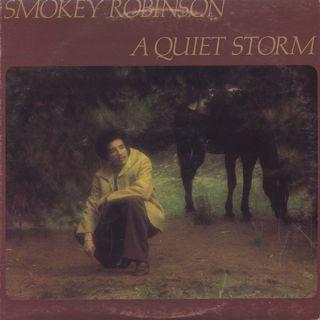 Smokey Robinson / A Quiet Storm