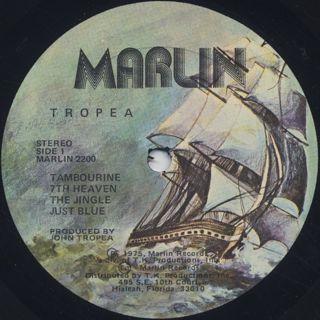 Tropea / S.T. label