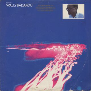 Wally Badarou / Echoes front