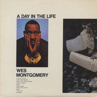 Wes Montgomery / A Day In The Life back