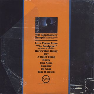 Wes Montgomery / Bumpin' back