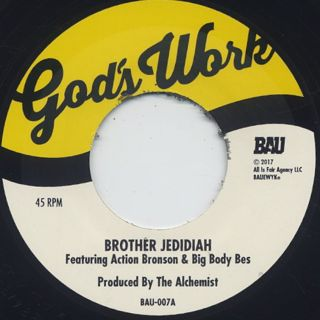 Alchemist / Brother Jedidiah