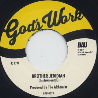 Alchemist / Brother Jedidiah back