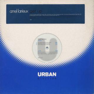 Amel Larrieux / Get Up Remix
