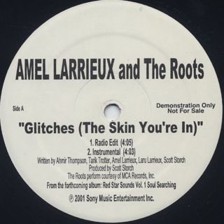 Amel Larrieux / Glitches (The Skin You're In)