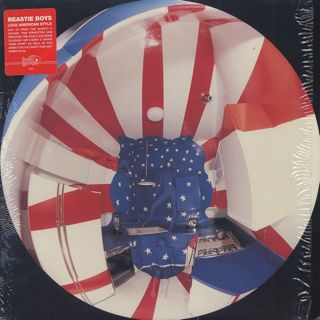 Beastie Boys / Love American Style front