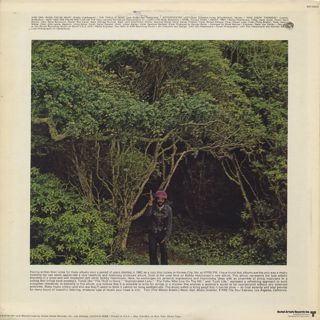 Bobby Hutcherson / Natural Illusions back
