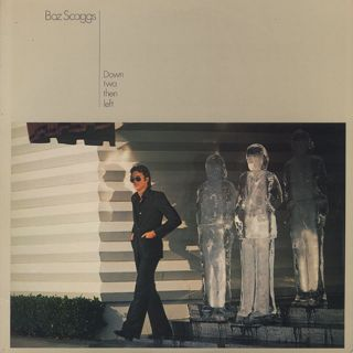 Boz Scaggs / Down Two Then Left front