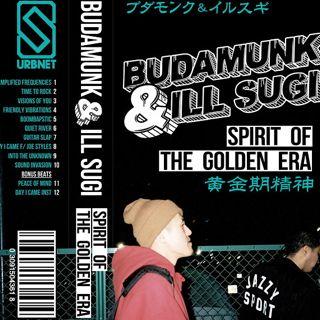 Budamunk & ill Sugi / Spirit Of The Golden Era (Cassette - Blue)