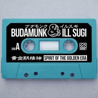 Budamunk & ill Sugi / Spirit Of The Golden Era (Cassette - Blue) back