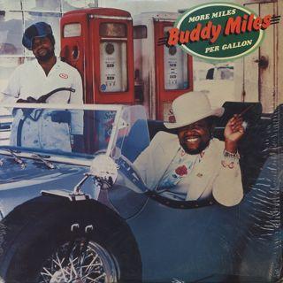 Buddy Miles / More Miles Per Gallon