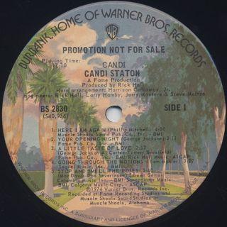 Candi Staton / Candi label