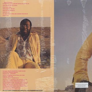 Curtis Mayfield / Curtis back