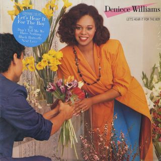 Deniece Williams / Let's Hear It For The Boy front