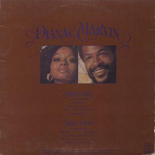 Diana Ross & Marvin Gaye / Diana & Marvin back