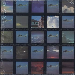 Donald Byrd / Places And Spaces back